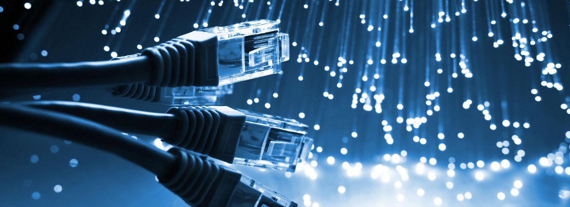 oppkobling av fiber canal digital